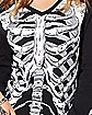 Long Sleeve Skeleton T-Shirt