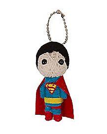 Superman Voodoo Keychain - Superman