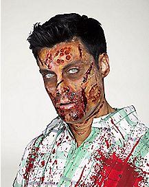 Zombie Makeup Kit - Deluxe