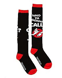 Ghostbusters Knee High Socks - Ghostbusters