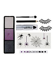 Witch Spider Web Makeup Kit