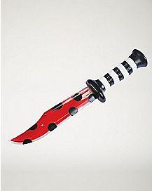 Bleeding Clown Knife
