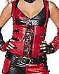 Adult Arkham Harley Quinn Costume - DC Comics