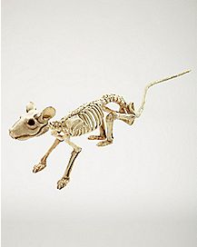 16 in Mini Skeleton Rat - Decorations