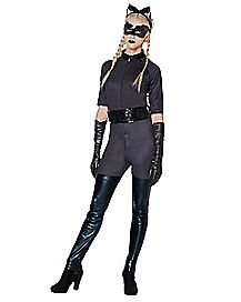 Adult Cat Woman Costume - DC Comics