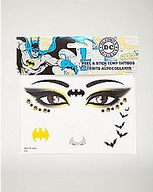 Batman Decals - DC Comics