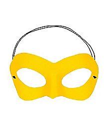 Yellow Eye Mask