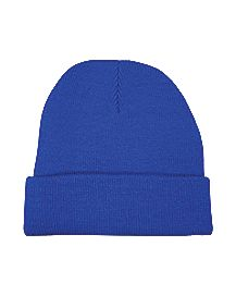 Blue Beanie Hat