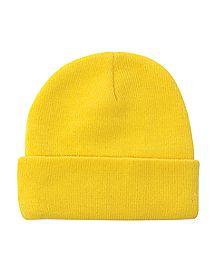 Yellow Beanie Hat