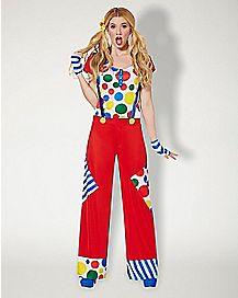 Adult Cutesy the Clown Costume