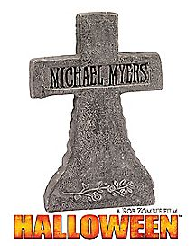 21 Inch Michael Myers Gravestrone Decorations - Halloween