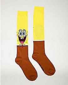 Spongebob Socks - Spongebob Squarepants