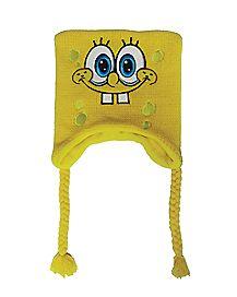 Spongebob Laplander Hat - Spongebob Squarepants