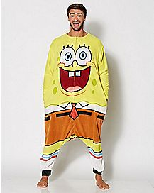 Adult Spongebob Squarepants Kigurumi