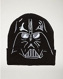 Darth Vader Beanie Hat - Star Wars