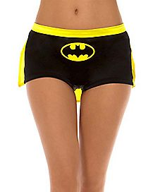 DC Comics Batman Caped Boyshorts