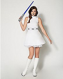Princess Leia Dress - Star Wars