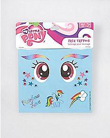 Rainbow Dash Decals - My Little Pony