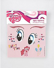 Pinkie Pie Decals - My Little Pony