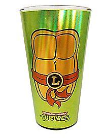 TMNT Shell Pint Glass - Teenage Mutant Ninja Turtles