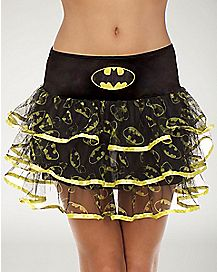 Ribboned Batgirl DC Comics  Tutu Skirt