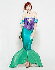 Adult Enchanting Mermaid Costume