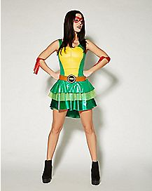 Adult TMNT Dress Costume - Teenage Mutant Ninja Turtles