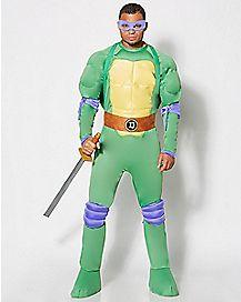 Adult Donatello Costume Deluxe - Teenage Mutant Ninja Turtles