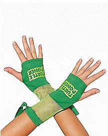 Fishnet Gloves - Teenage Mutant Ninja Turtles