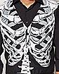 Adult Skeleton Vest