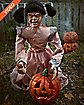 2 Ft Lunging Pumpkin Carver Animatronics – Decorations