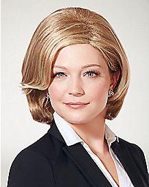 Blonde Political Wig