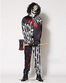 Adult Freakshow Clown Costume