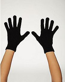 Black Burglar Gloves