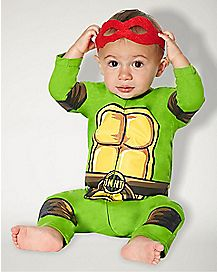 Baby Teenage Mutant Ninja Turtles Coverall - TMNT