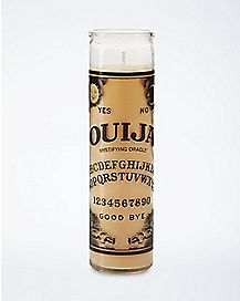 Ouija Board Light Prayer Candle - Hasbro