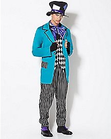 Adult Mad as a Hatter Costume