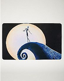Nightmare Before Christmas Doormat - The Nightmare Before Christmas