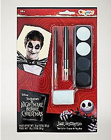Jack Skellington Makeup Kit - The Nightmare Before Christmas