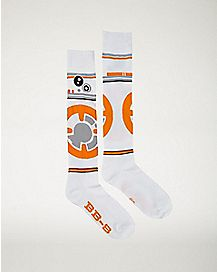 BB-8 Knee High Socks - Star Wars