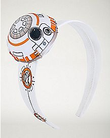 BB-8 Headband - Star Wars The Force Awakens