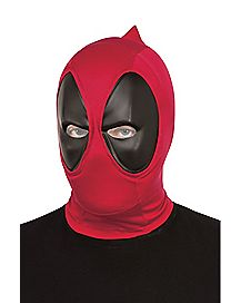Adults Deadpool Deluxe Mask - Marvel