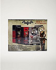 Arkham City Harley Quinn Makeup Kit - DC Comics