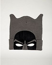 3D Batman Beanie Hat - DC Comics