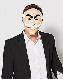 Adult Mr. Robot Mask – Mr. Robot