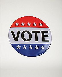 American Vote Button