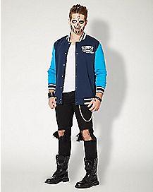 Diablo Varsity Jacket - Suicide Squad