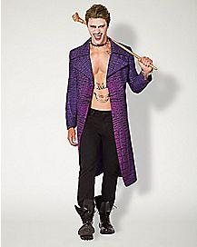 Joker Jacket - Suicide Squad