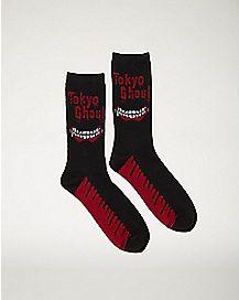 Tokyo Ghoul Crew Socks - Tokyo Ghoul