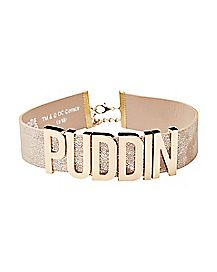 Harley Quinn Puddin Choker - Suicide Squad